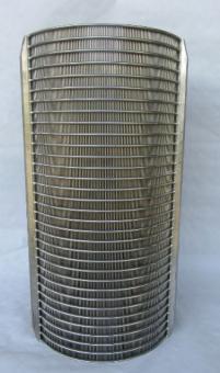 Siebkorb passend für FAN/Bauer/UTS - Spaltmaß 0,75mm